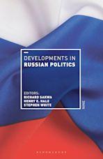 Developments in Russian Politics 9 cover