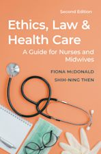 Ethics, Law and Health Care cover