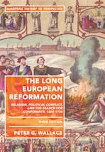 The Long European Reformation cover
