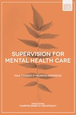 Supervision for Mental Health Care cover