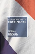 Developments in French Politics 6 cover