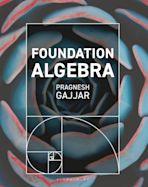 Foundation Algebra cover