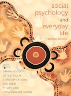 Social Psychology and Everyday Life cover