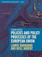 Policies and Policy Processes of the European Union cover