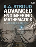 Advanced Engineering Mathematics cover