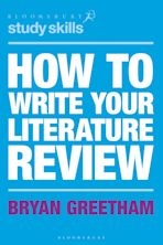 How to Write Your Literature Review cover