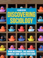 Discovering Sociology cover