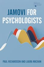 Jamovi for Psychologists cover