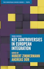 Key Controversies in European Integration cover