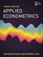 Applied Econometrics cover