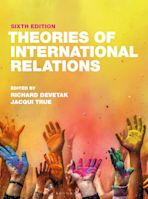 Theories of International Relations cover