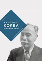 A History of Korea cover