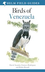 Birds of Venezuela cover