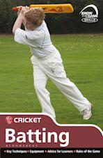 Skills: Cricket - batting cover