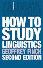 How to Study Linguistics cover