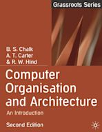 Computer Organisation and Architecture cover