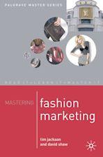 Mastering Fashion Marketing cover
