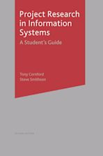 Project Research in Information Systems cover