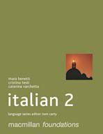 Foundations Italian 2 cover