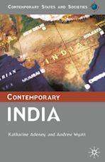 Contemporary India cover
