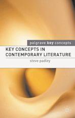 Key Concepts in Contemporary Literature cover