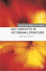 Key Concepts in Victorian Literature cover
