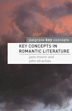 Key Concepts in Romantic Literature cover