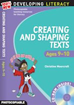 Creating and Shaping Texts: Ages 9-10 cover