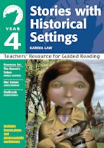 Year 4: Stories with Historical Settings cover