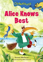 Alice Knows Best cover
