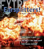 Extreme Science: Earsplitters! cover