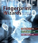 Extreme Science: Fingerprint Wizards cover