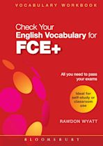 Check Your English Vocabulary for FCE + cover