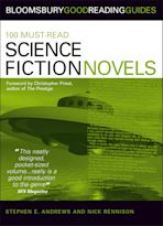 100 Must-read Science Fiction Novels cover