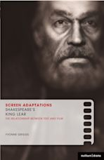 Screen Adaptations: Shakespeare's King Lear cover