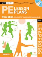 PE Lesson Plans Year R cover