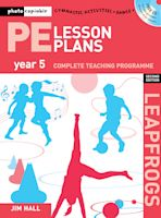PE Lesson Plans Year 5 cover
