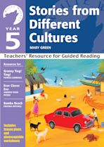 Year 5: Stories from Different Cultures cover