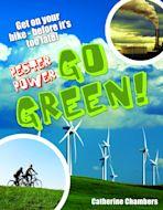 Pester Power - Go Green cover