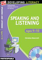 Speaking and Listening: Ages 9-10 cover