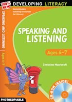 Speaking and Listening: Ages 6-7 cover