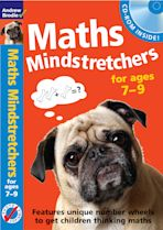 Mental Maths Mindstretchers 7-9 cover
