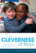 The Cleverness of boys cover