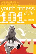 101 Youth Fitness Drills Age 12-16 cover
