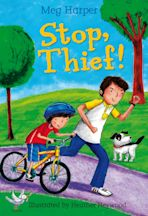 Stop, Thief! cover