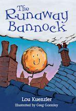 The Runaway Bannock cover