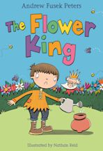 The Flower King cover