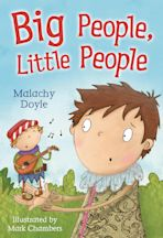 Big People, Little People cover