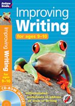 Improving Writing 9-10 cover