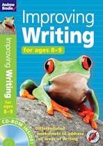 Improving Writing 8-9 cover